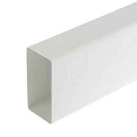 Канал прямоугольный VENTS, 110 х 55 мм, 0.5 м