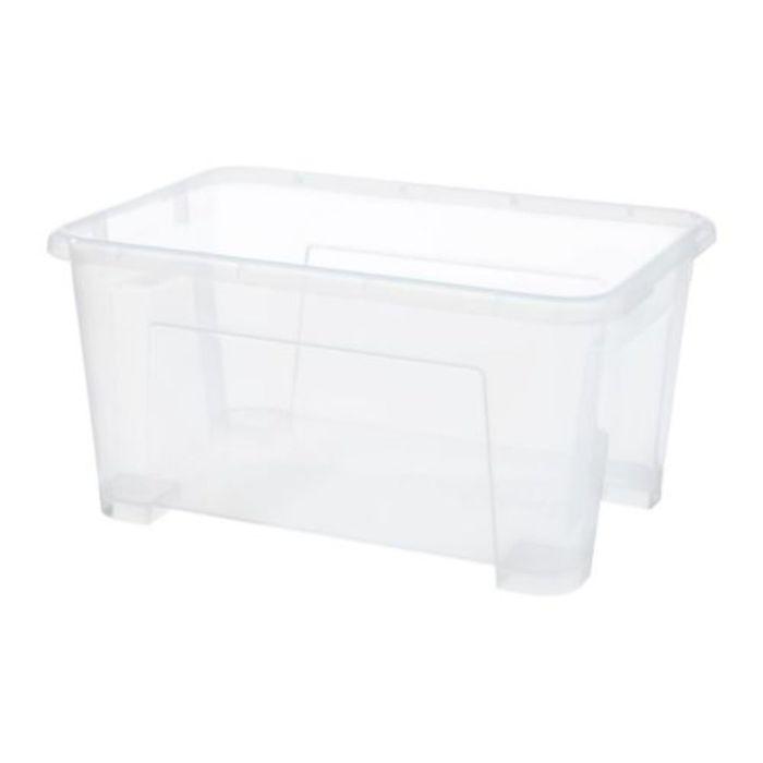 Ящик, цвет прозрачный САМЛА
