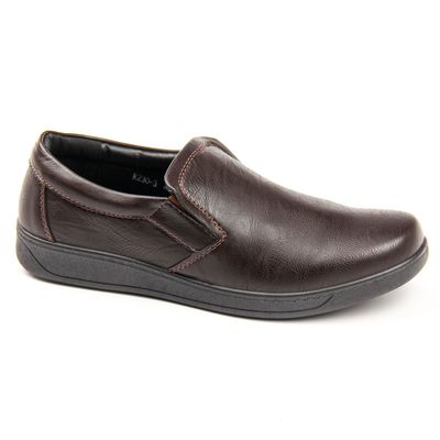 Туфли мужские арт. K230S-3 (коричневый) (р. 44)