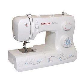 Швейная машина Singer Talent 3321, 21 опер, обметочная, эластичная, потайная строчка, белый   239553