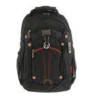 Рюкзак молодежный эргономичная спинка Across 45*30*20 А116, чёрный A16-009