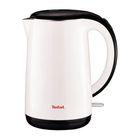 Чайник электрический Tefal KO260130, 2400 Вт, 1.7 л, белый/черный