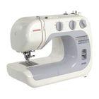 Швейная машина Janome 2049S, 25 опер, обметочная, эластичная, потайная строчка, белый
