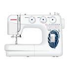 Швейная машина Janome S-24, 24 опер, обметочная, эластичная, потайная строчка, белый