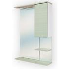 Зеркало-шкаф Onika Элита 60.01, олива, правый