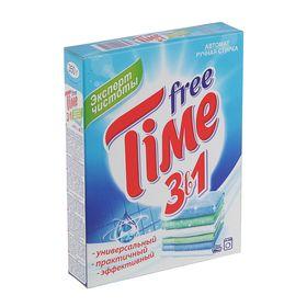 Порошок стиральный Free Time 3в1, 350 г    2377548 Ош