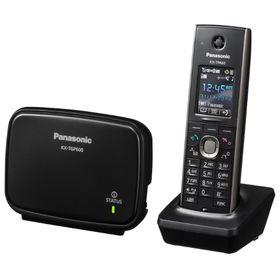 Телефон IP Panasonic KX-TGP600RUB чёрный
