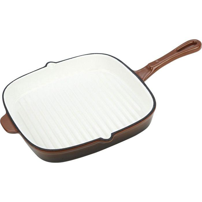 Сковорода-гриль 26х26 см