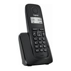 Радиотелефон Dect Gigaset A116 чёрный, АОН