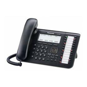 Системный телефон Panasonic KX-DT546RUB чёрный
