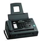 Факс Panasonic KX-FL423RUB чёрный, лазерный, АОН