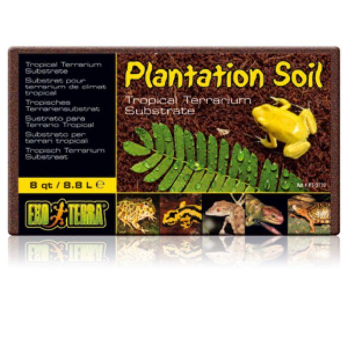 Кокосовая крошка Plantation soil, 3х8,8 л