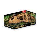 Убежище-декор Череп тираннозавра Рекса малый для террариума