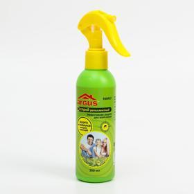 Лосьон-спрей ARGUS FAMILY репеллентный с курком 200 мл/24