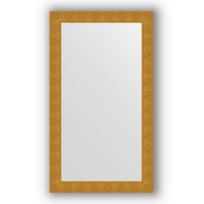 a0677125d412 Зеркало в багетной раме - чеканка золотая 90 мм, 80 х 140 см, Evoform