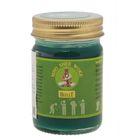 Бальзам массажный Mho Shee Woke Green Balm на травах с болеутоляющим эффектом, 50 г