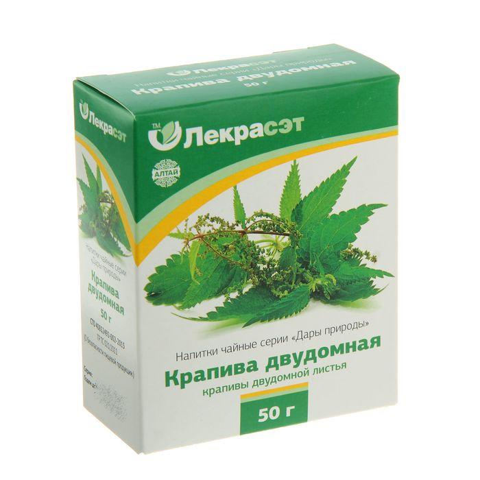 """Крапива лист """"Дары Природы"""" 50 г"""
