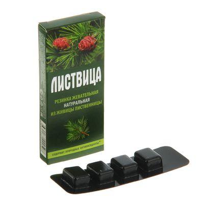 """Смолка лиственничная """"Листвица"""" блистер 0,8 г"""