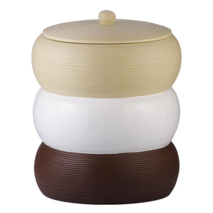 Контейнер для ватных палочек и дисков SIERRA
