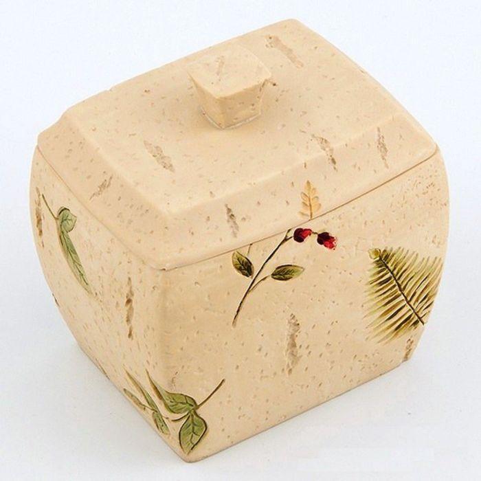 Контейнер для ватных палочек Sonbahar