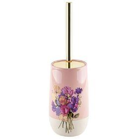 Ёрш для унитаза Pink-Flower