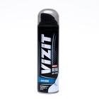 Пена для бритья Vizit с ментолом, 225 мл