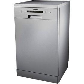 Посудомоечная машина Hansa ZWM416SEH, 12 комплектов, 4 программы, серебристая