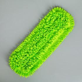 Head mops, microfiber 42 × 12 cm, MIX color