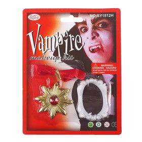 A set of Vampire teeth, order