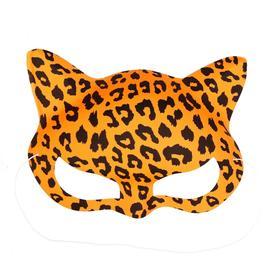 Карнавальная маска «Тигрица», набор 6 шт.