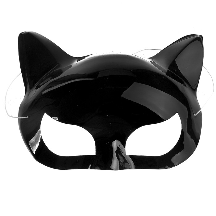 "Карнавальная маска ""Пантера"" (набор 6 шт)"