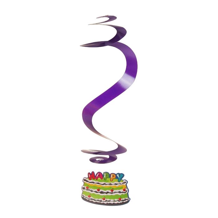 """Спираль """"День Рождения!"""" (набор 3 шт.)"""