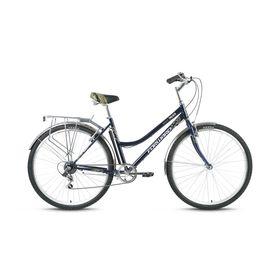 "Велосипед 28"" Forward Talica 2.0, 2017, цвет синий, размер 19"""