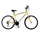 "Велосипед 26"" Altair MTB HT 1.0, 2017, цвет желтый, размер 19"""