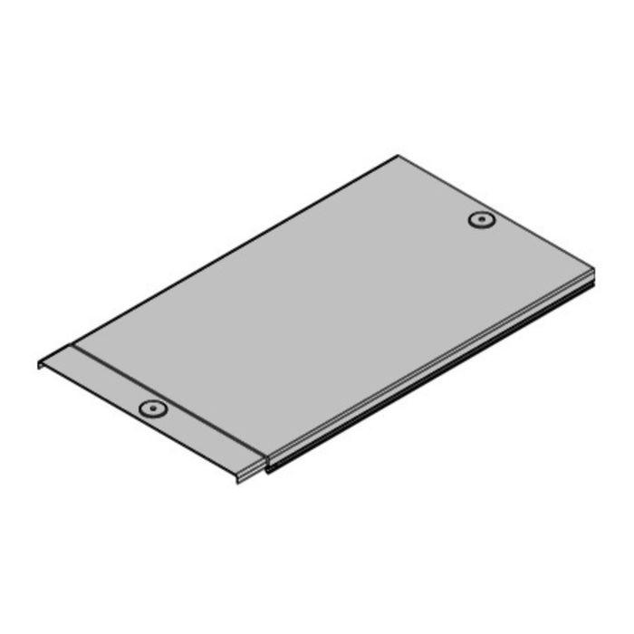 """Крышка для лотка """"ДКС"""" 35521, основание 80 мм, с заземлением, 3 метра"""
