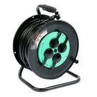 The coils TUNDRA, 4 outlet, 50 m, 16 A, 2x1.5, IP44