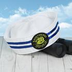 """Шляпа юнги детская """"Капитанская дочка"""", р-р. 52"""