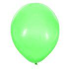 """Шары латексные 10"""", пастель, набор 100 шт., цвет светло-зелёный"""