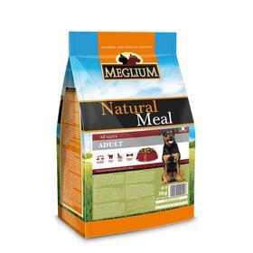 Сухой корм MEGLIUM ADULT для собак, 3 кг.