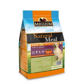 Сухой корм MEGLIUM ADULT GOLD для собак, 3 кг.