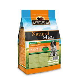Сухой корм MEGLIUM SPORT GOLD для собак, 3 кг.