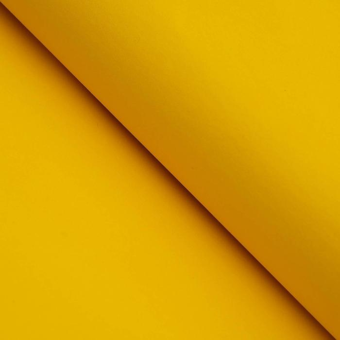 Бумага цветная Тишью (шёлковая) 510*760 мм Sadipal 1 л 17 г/м2 жёлтое золото 11160