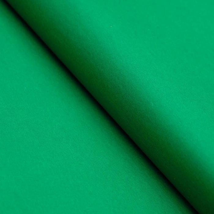 Бумага цветная Тишью (шёлковая) 510*760 мм Sadipal 1 л 17 г/м2 тёмно-зелёный 11162