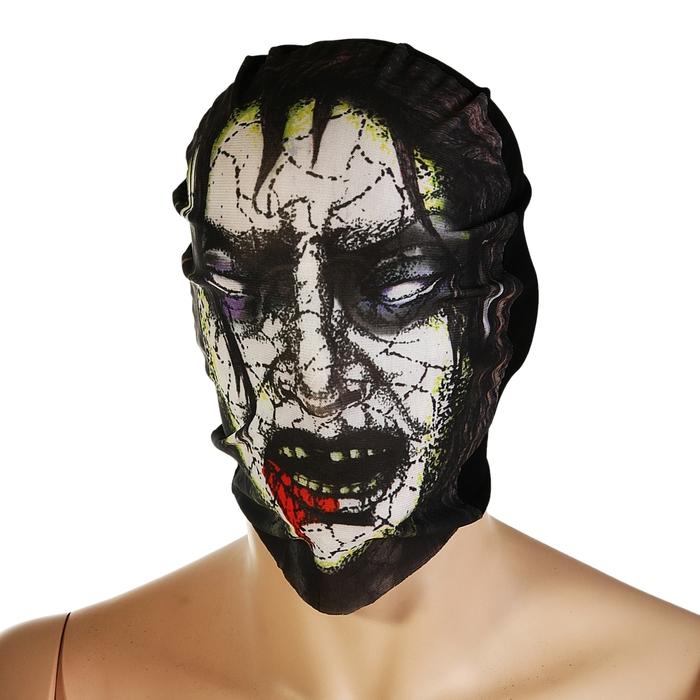 "Карнавальная маска - чулок ""Кровопийца"""