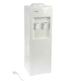 Кулер для воды LESOTO 16 LK white, только нагрев, 550 Вт, белый