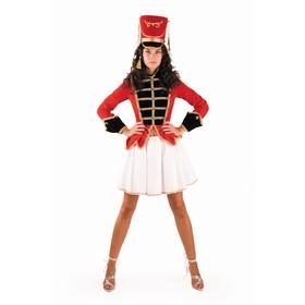 Карнавальный костюм «Мажоретка», размер 46, рост 170 см