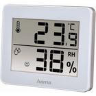 Термометр Hama TH-130, комнатной,  белый