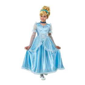 Карнавальный костюм «Принцесса Золушка», текстиль, размер 30, рост 116 см