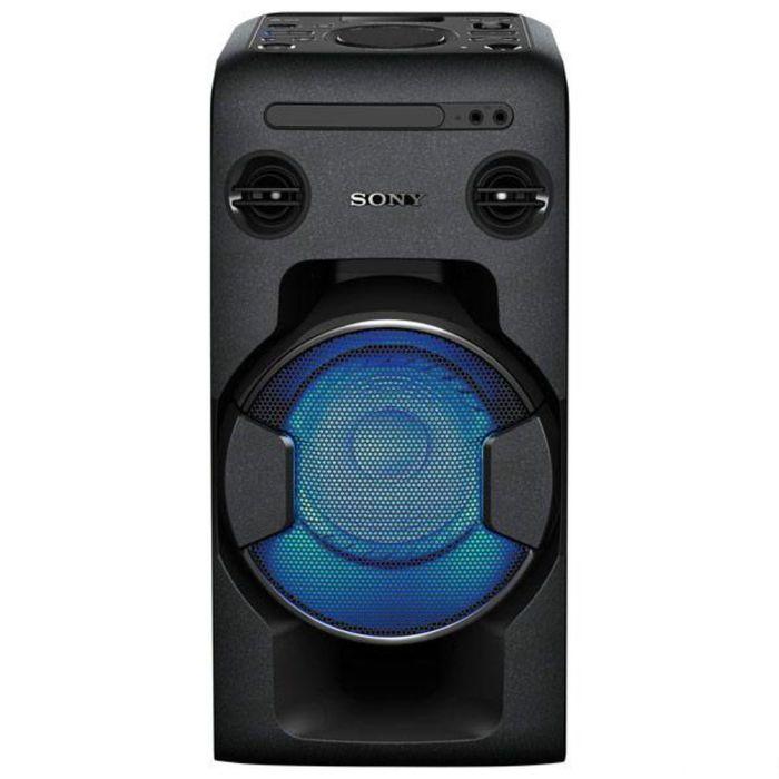 Минисистема Sony MHC-V11 черная 470Вт/CD/CDRW/FM/USB/BT