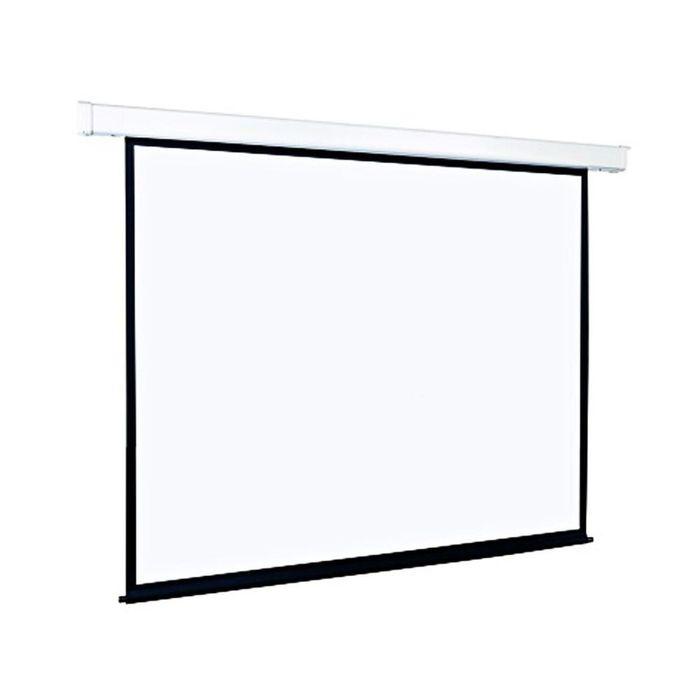 Экран Cactus 180x180 Wallscreen CS-PSW-180x180 1:1, настенно-потолочный, рулонный